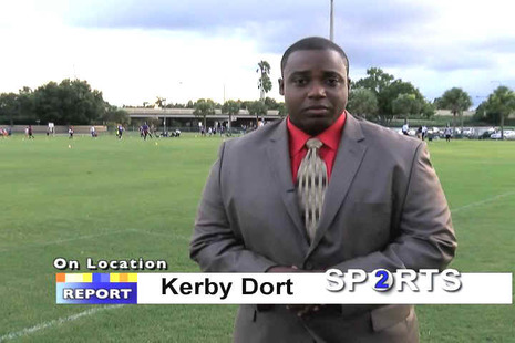 Kerby Dort/Sports Anchor/Reporter