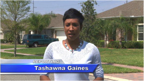 Tashawna Gaines/Video Journalist