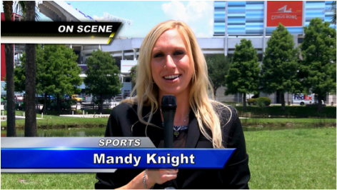 MANDY KNIGHT/SPORTS